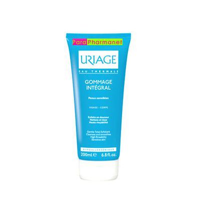 Gentle Total exfoliant face & body Uriage