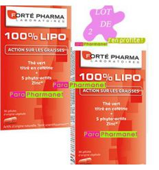 Forte pharma minceur anti graisse