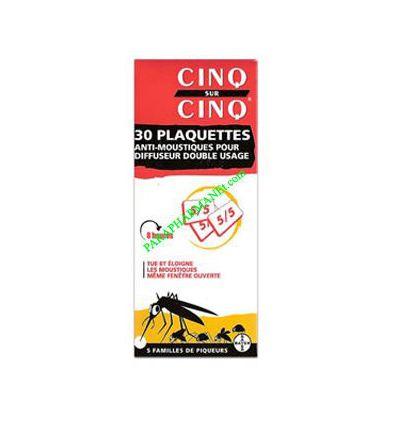 Cartridges for diffuser, refill, cinq sur cinq Bayer