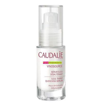 Vinosource S.O.S. thirst quenching serum Caudalie