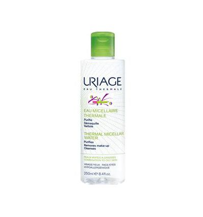Thermal micellar water demak-up face & eyes 250 ml combination skin