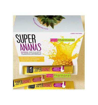 Super Ananas brûleur graisse régime 18 sticks Santé verte