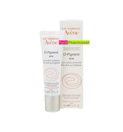 D-Pigment rich cream face care antidark spot avène