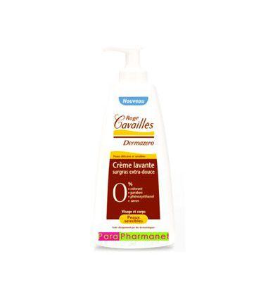 Dermazero surgras extra-soft cleansing cream sensitive skin Roge Cavailles