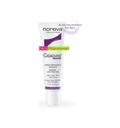 CICADIANE repairing & soothing care face & body Noreva