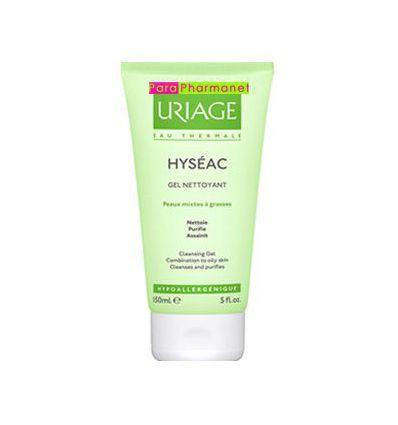 HYSEAC Gentle Cleansing Gel URIAGE