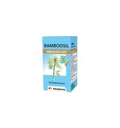 Arkogélules Bamboosil FL/45 Arkopharma
