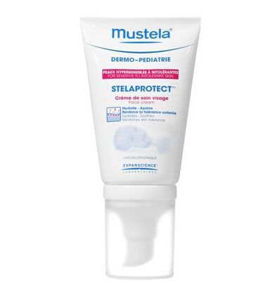 MUSTELA BABY STELAPROTECT FACE CARE CREAM SPECIFIC CARE