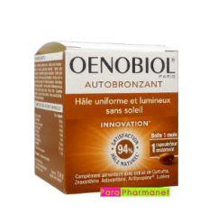 Autobronzant Oenobiol capsules image