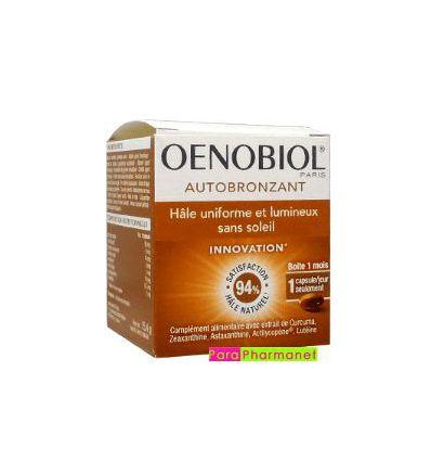 OENOBIOL Self-tanner Oenobiol capsules