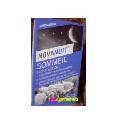 NOVANUIT Sleep Sanofi 30 capsules