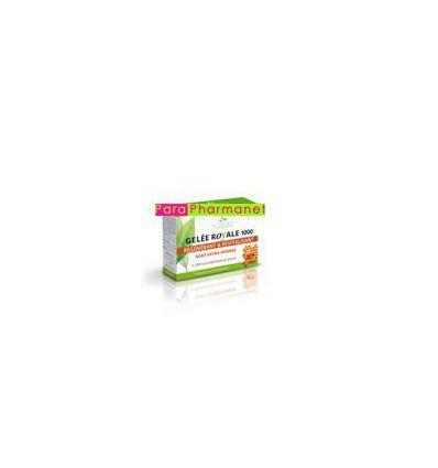 Royal Jelly 1000 mg vials 3 Chênes