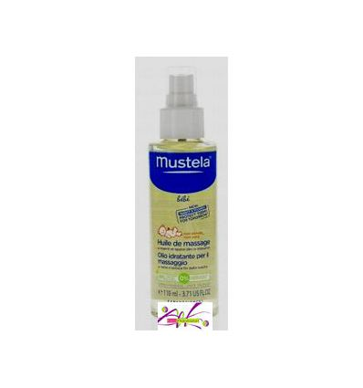 MUSTELA MASSAGE OIL CARE BABY CHILDREN