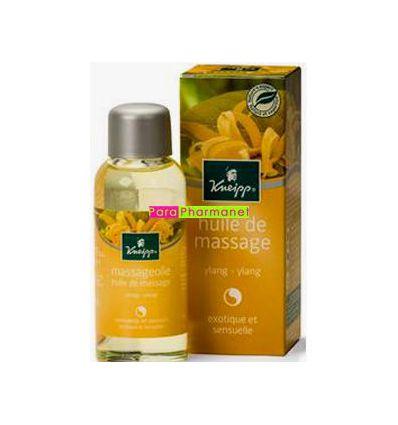 Bath Oil Almond. KNEIPP