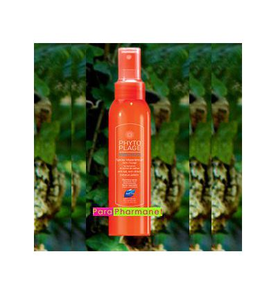 After-sun repair spray hair phytoplage
