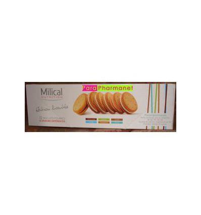 Milical Assortiment Biscuits fourrés 6 saveurs différentes Edition limitée