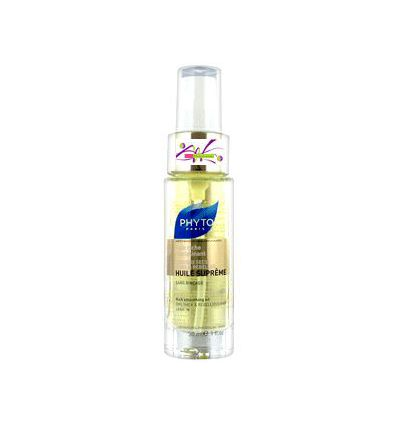 rich smoothing oil dry thick hair care 30 ml phyto