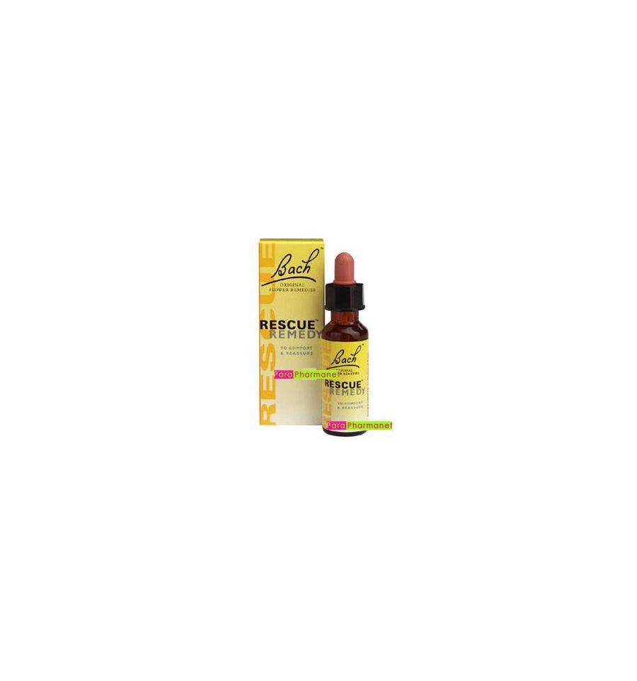 rescue remedy fl 20 ml fleurs de bach parapharmacy