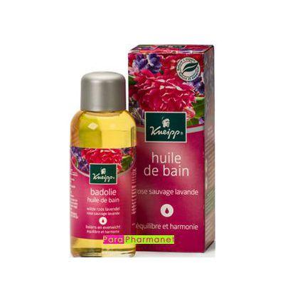 Bath foam oil Wild Rose /Lavander -Kneipp