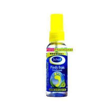 Déodorant Pieds frais 100 ml Scholl