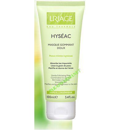 Hyséac masque gommant doux Uriage
