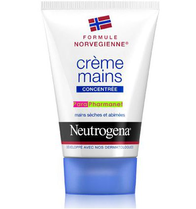 Parfumed Hand Cream. NEUTROGENA