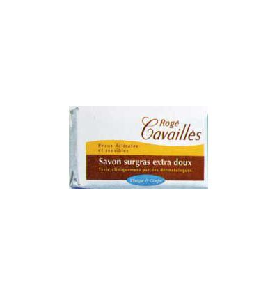 Extra Mild Rich Soap - 150 g bar. ROGE CAVAILLES