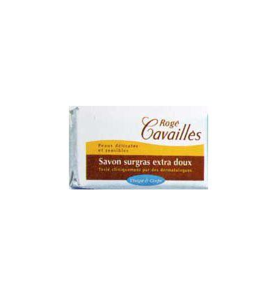 SAVON ROGE CAVAILLES 150 G pain surgras sans savon