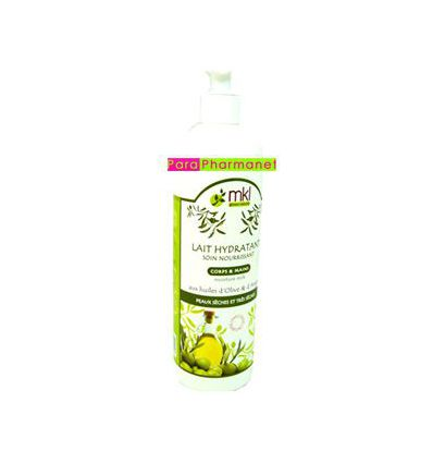 Moisturizing Milk hands & body 500 ml MKL