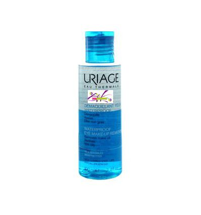 Waterproof eye Make up remover sensitive eyes URiage