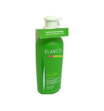 ELANCYL Prévention Vergetures Crème fl 400 ml