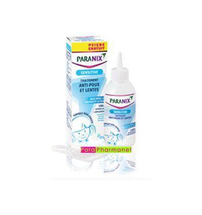PARANIX SENSITIVE Traitement anti-poux & lentes