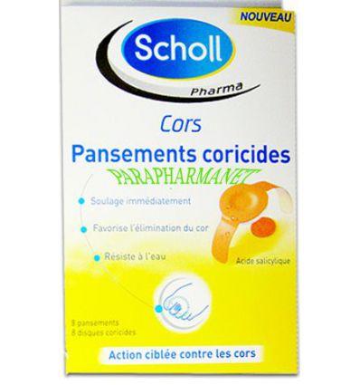 Pansements coricides Cors-SCHOLL