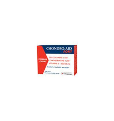 CHONDRO - AID FORT - Arkopharma