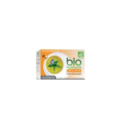 Infusion Liver and vesicle Bio Nutrisante