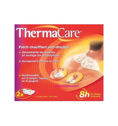THERMACARE HEATING PATCH NECK