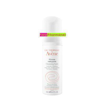 Cleansing foam eyes & face 150 ml Avène