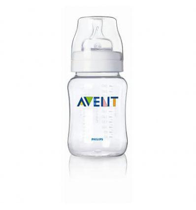Biberon AIRFLEX 260 ml Sans Bisphénol A AVENT