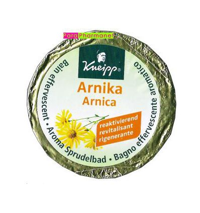 Pebble of Bath Arnica Effervescent Kneipp