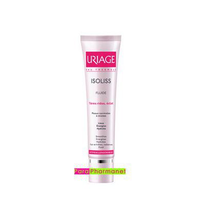 ISOLISS Fluide soin visage Anti-rides anti-âge URIAGE