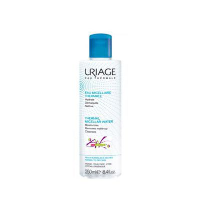 Thermal micellar water demak-up face & eyes 250 ml normal to dry skin