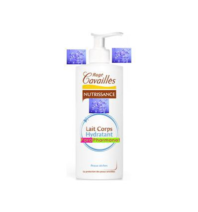Nutrissance Lait Corps Hydratant peaux sèches 400 ml Rogé Cavaillès