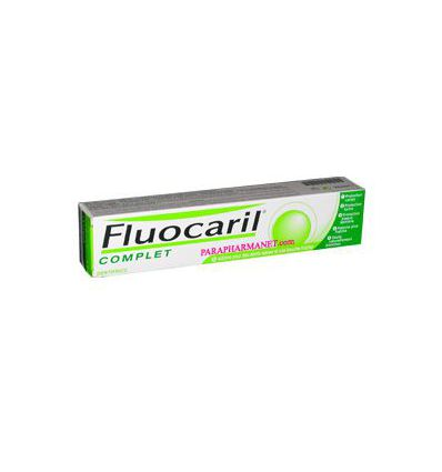 Fluocaril total care Toothpaste Sanofi synthelabo