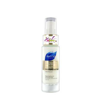 Phytokératine spray réparateur thermo-actif soin cheveux abîmés PHYTO 30 ml
