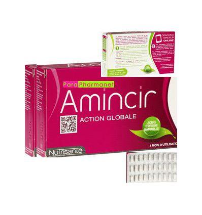 Amincir action globale MINCEUR lot de 2 Nutrisante Produit minceur