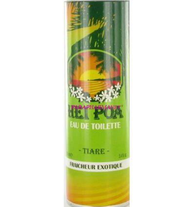 Eau de toilette Tiaré fraîcheur exotique- Hei Poa