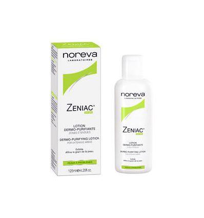 Zeniac Lotion dermo-purifiante soin visage NOREVA