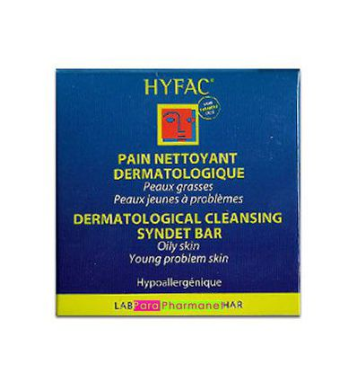Hyfac Plus Pain Dermatologique Surgras HYFAC