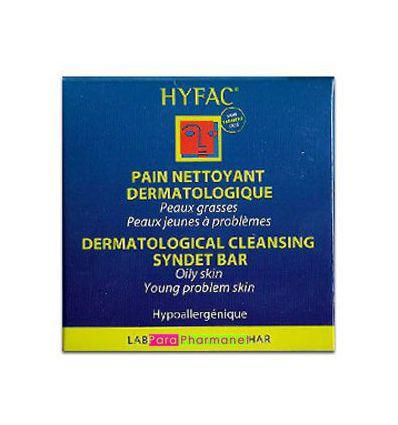 Hyfac Plus Rich Dermatological Bar. HYFAC