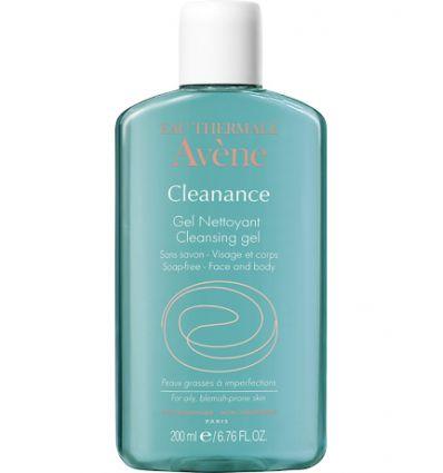 Cleanance Gel nettoyant sans savon 300 mlAvène